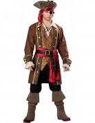 Captain piraat kostuum voor heren
