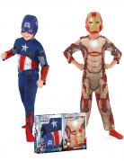 Captain America ™ en Iron Man ™ kostuum jongens