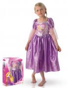 Rapunzel™ liefde hart kostuum voor meisjes - Deluxe