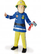 Luxe Sam de Brandweerman™ kostuum voor kinderen
