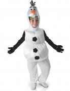 Luxe gevoerde Olaf™ kostuum voor kinderen
