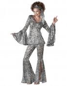 Luxe disco kostuum voor dames