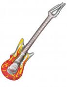 Opblaasbare rock gitaar