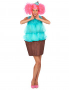 Cupcake kostuum voor vrouwen Drachten