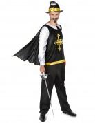 Musketier kostuum voor mannen Maastricht