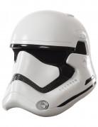 Tweedelig Stormtrooper helm voor volwassenen - Star Wars VII™