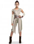 Deluxe Rey - Star Wars VII™ kostuum voor volwassenen