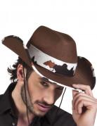 Cowboy Western hoed voor volwassenen