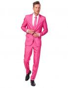 Roze kostuum voor heren Maastricht