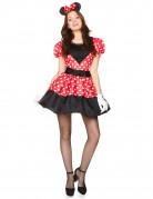 Miss Mouse kostuum voor vrouwen