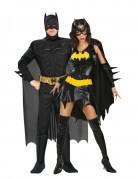 Batman™ en Batgirl™ koppel kostuums voor volwassenen