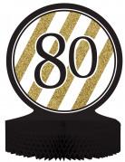 80 jaar tafeldecoratie