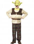 Groene Shrek™ kostuum voor jongens