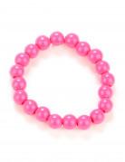 Roze kralenarmband voor volwassenen