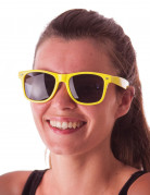 Gele zonnebril volwassenen