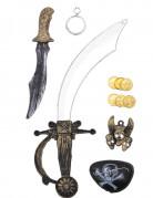 Piraten accessoires voor kinderen