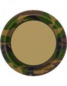 8 camouflage borden 23 cm