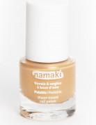 Gouden nagellak Namaki Cosmetics©