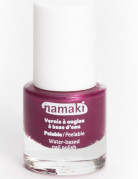 Framboos rode nagellak Namaki Cosmetics©