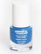 Blauwe nagellak Namaki Cosmetics©