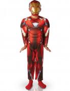 Verstevigd luxe Iron Man Civil War™ kostuum voor jongens
