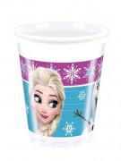 8 plastic Frozen™ bekers