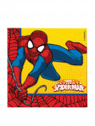 20 Ultimate Spiderman Power™ papieren servetten