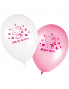 8 Hello Kitty™ ballonnen