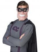Superheld half masker voor volwassenen