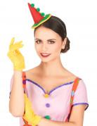 Mini clown hoed voor volwassenen