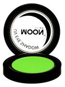 UV fluo groene oogschaduw