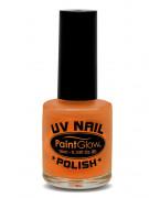 UV oranje nagellak