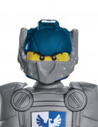 Clay Nexo Knights™ Lego™ masker voor kinderen
