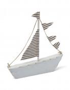 Houten boot decoratie marine