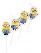 6 Minions™ rietjes