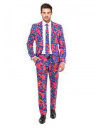 Kleurrijke symbolen Opposuits™ kostuum voor mannen