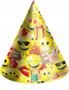 6 feesthoedjes Imoji™