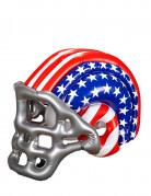Opblaasbare USA football helm voor kinderen
