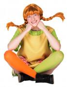 Pippi Langkous™ pruik voor vrouwen