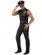 Sexy politie kostuum voor mannen