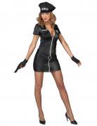 Sexy politie agentkostuum voor vrouwen