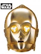 Kartonnen masker C3-PO Star Wars™