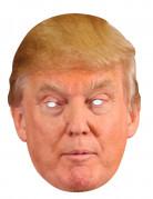 Kartonnen Donald Trump masker