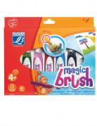 6 Magic Brush Lefranc & Bourgeois® penselen met verf
