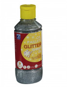 Lefranc & Bourgeois® zilverkleurige glitter gel
