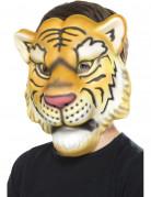 Tijgerkop masker voor kinderen
