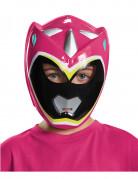 Roze Dinocharge Power Rangers™ masker voor kinderen