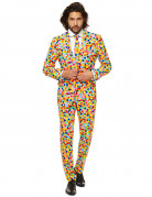 Mr. Confetti Opposuits™ kostuum voor mannen