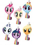 6 roltongen My Little Pony™