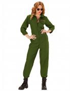Piloot kostuum voor vrouwen